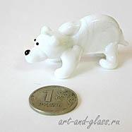 Медведь белый.